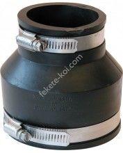 """Flexibilis gumi szűkítő toldó 63x50mm(2""""-1,1/2"""")"""