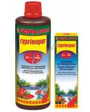 Sera pond cyprinopur 250ml...