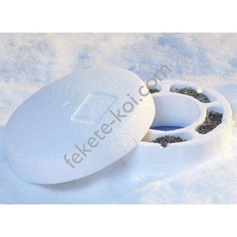 Ubbink befagyásgátló Basic 25 Ice Stopper, léktartó
