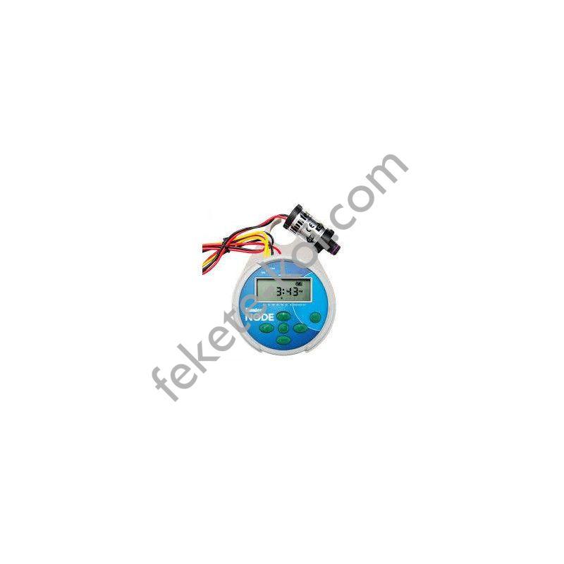 Hunter NODE-100 1 zónás elemes vezérlő 9v szolenoiddal mágnesszelep nélkül