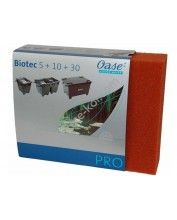 Oase Csere szűrőszivacs PIROS BioTec 5/10/30