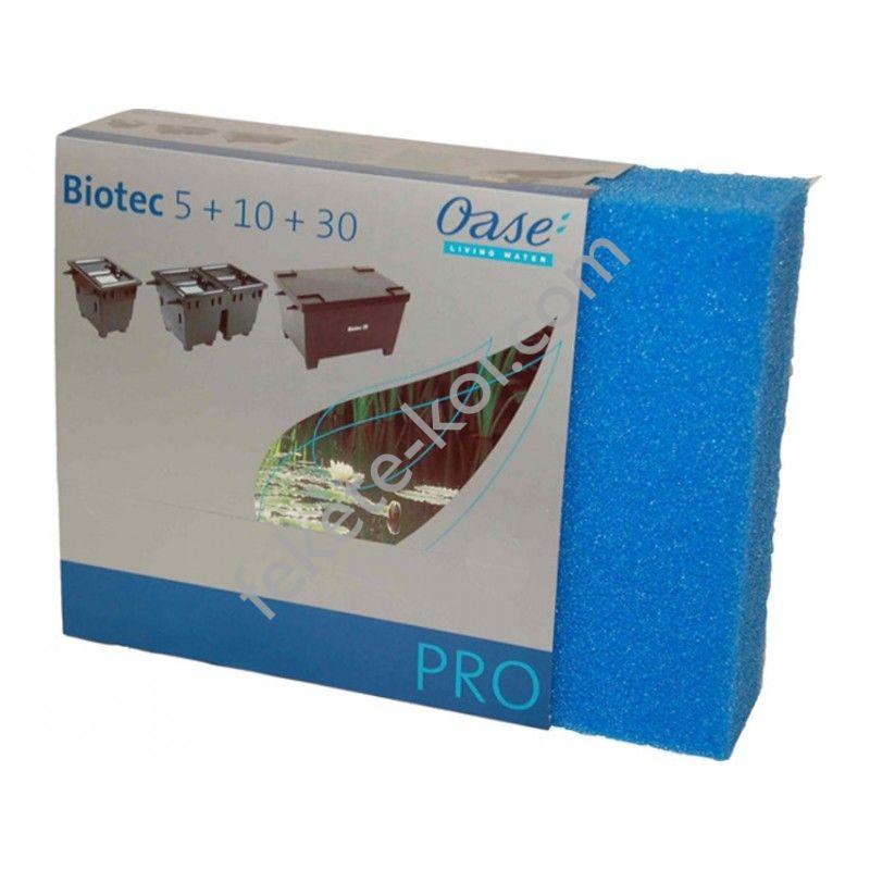 Oase Csere szűrőszivacs Kék BioTec 5/10/30