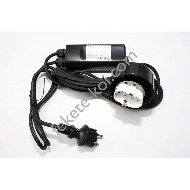 Trafó,kábel,foglalat CUV-172 uvc lámpához