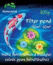 Filter Pond Indító baktérium 300g 50m3