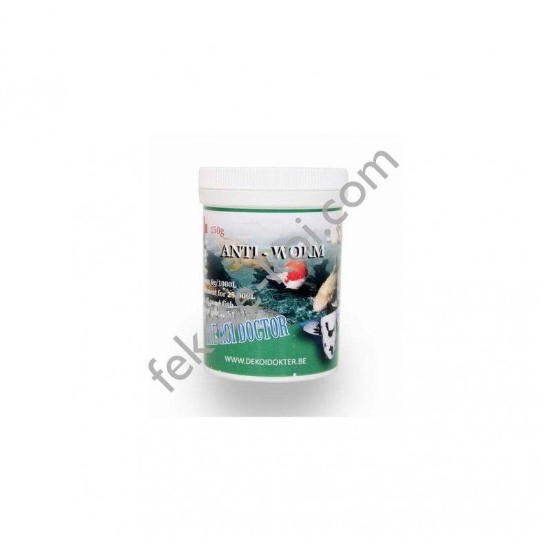 Anti-Worm kopoltyú,bőr,bélférgek ellen 150g/25m3