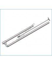 PVC pumpa golyós szeleppel 32/32 (húzószárral acélgolyóval)