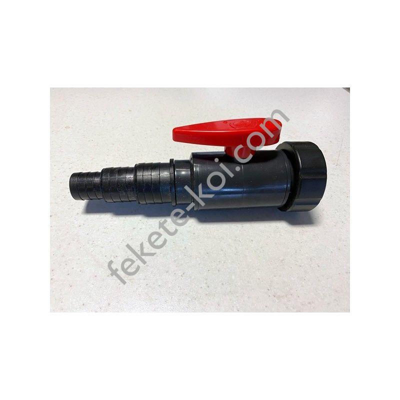 """Csapos tömlőcsatlakozó 25/32/38mm 2"""" BM hollander"""