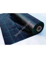 Agroszövet Fekete PPHA 100 g/m2/ 2,1 m x 25 fm/52,5m2