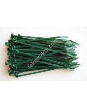 Bridfix gyorskötöző árnyékoló hálókhoz (zöld) 14 cm 50 db/cs - Nortene / 28759