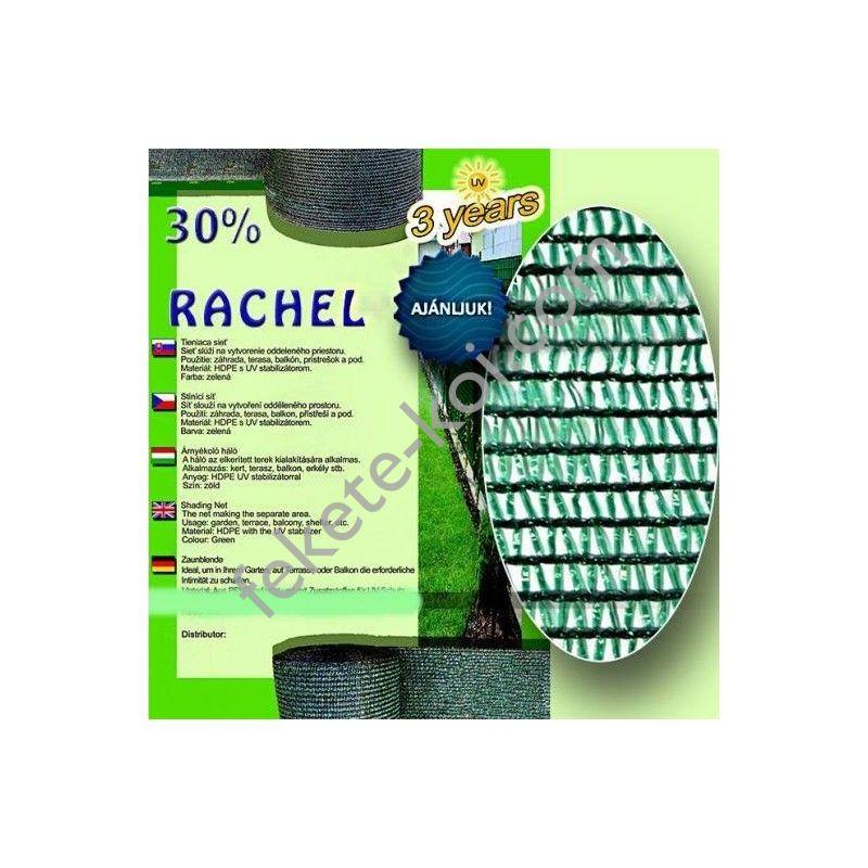 Rachel árnyékoló háló30 1,5x50m 30% / 28472