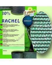 Rachel árnyékoló háló30 6x50m 30% / 28487