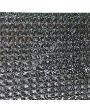 Árnyékoló háló GREYTEX 160 1,8x50m 90% Antracit szürke / 28609