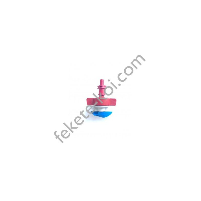 SpinNet SD mikroszórófej 120/70 Piros-piros-kék rotor [R-R-BL] 74L/H (Spin120/70 SR)