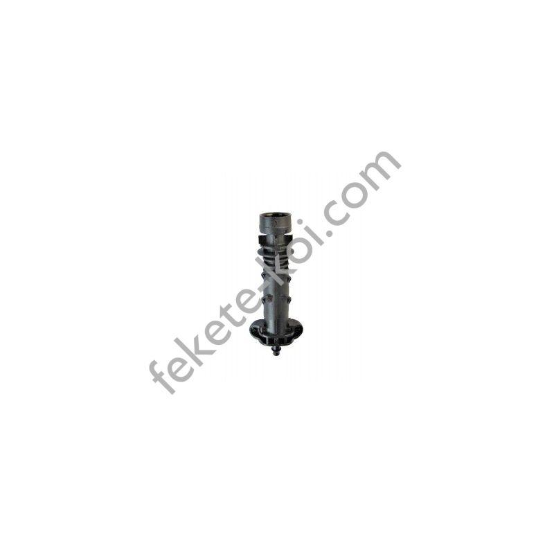 Összeszerelt Supernet fej 4 részből (fekete fúvóka, ház, szelep, gumigyűrű) 70l/ó Körmös csatlakozás 63/8200