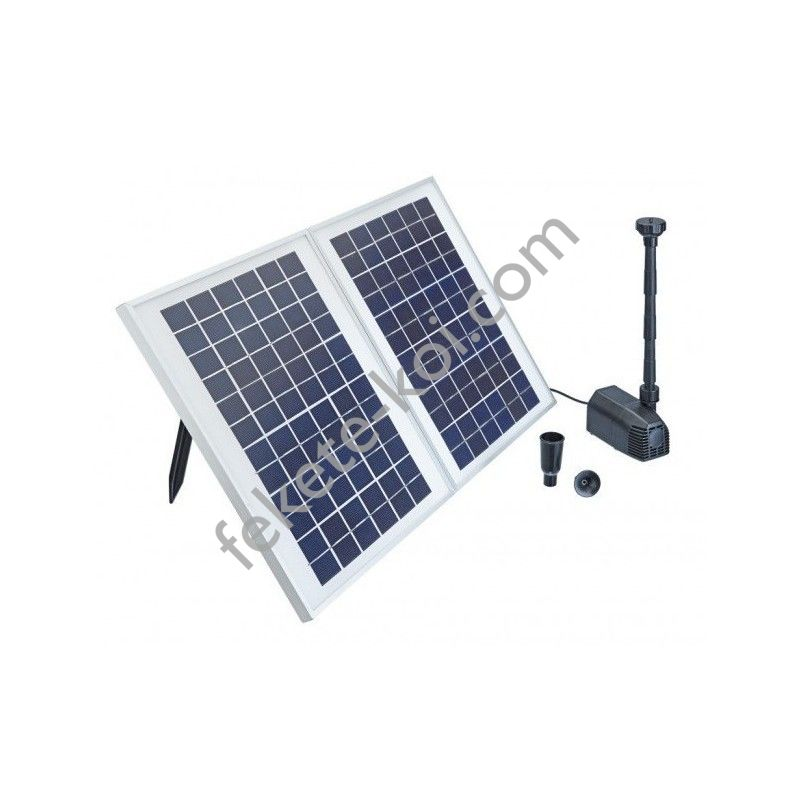 Pontec PondoSolar 1600 napelemes szökőkút