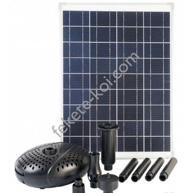 Ubbink SolarMax 2500 készlet napelemmel szivattyúval és akkumulátorral 1351183