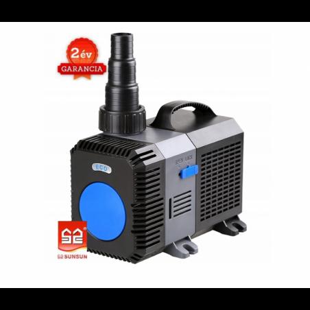CTP-10000 SuperEco kerti Tó szivattyú (80W) 10000L/óra , Hmax:6m