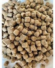 Általános süllyedős tavi haltáp pellet 6mm (1Kg)
