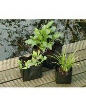 Ubbink vízinövény ültető tasak szögletes 30x30x25