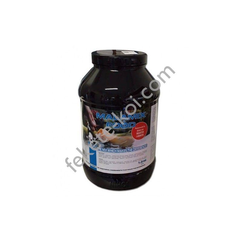 Malamix vitaminos immunerősítő haltáp 6mm (1200gr vödrös)
