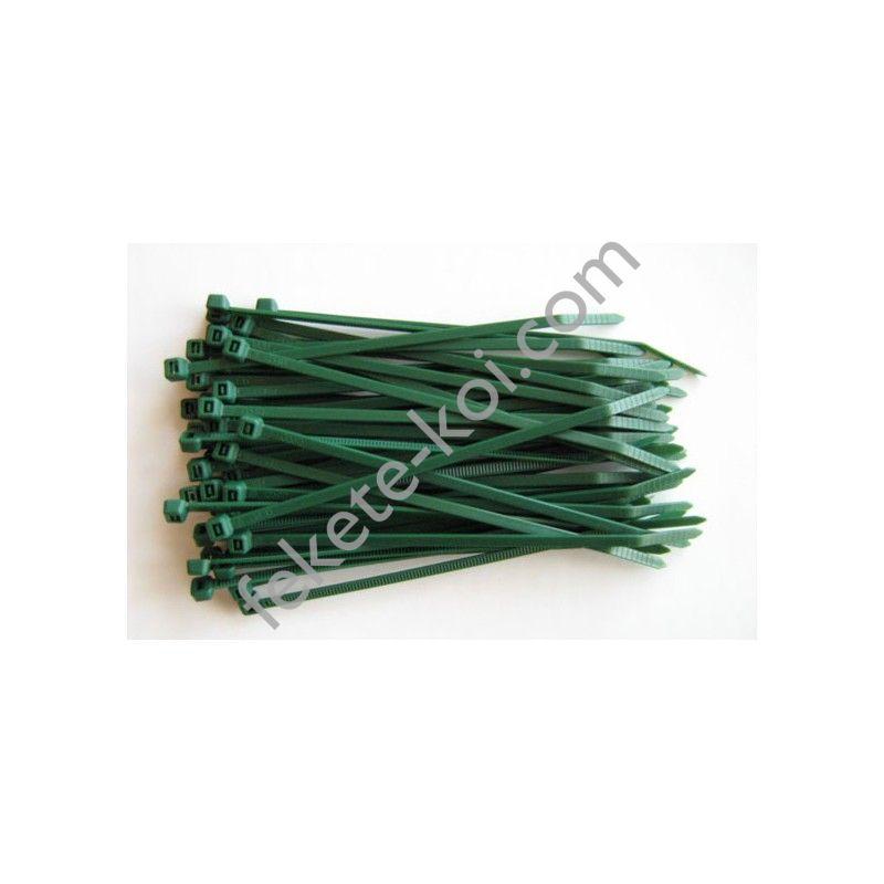 Bradas UV álló gyorskötöző árnyékoló hálókhoz 10 cm 100 db/cs
