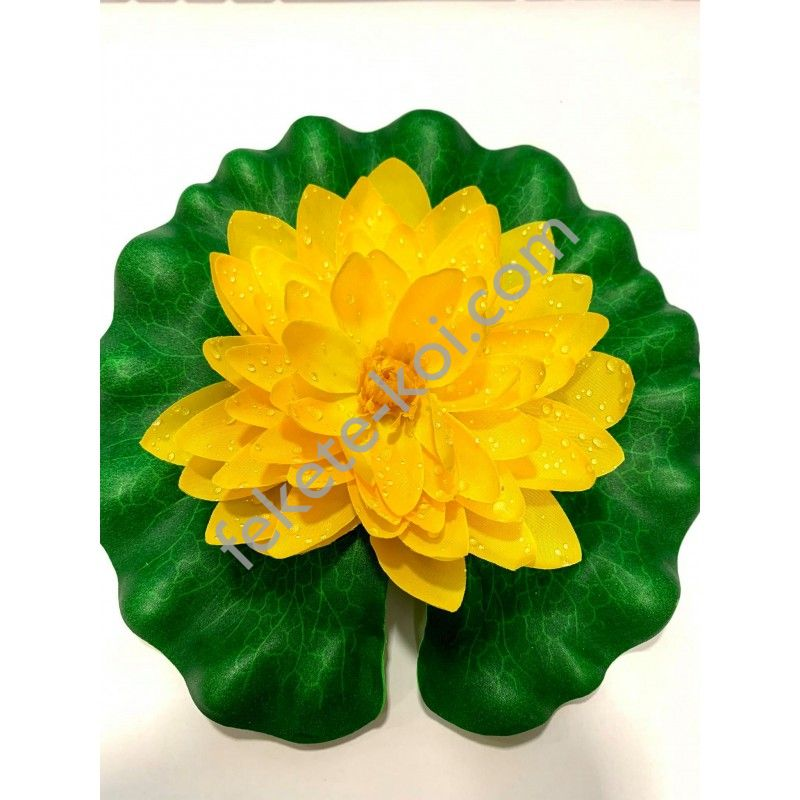 Élethű Tavirózsa sárga 20cm (1389439)