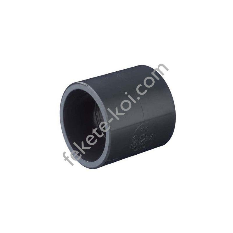 Pvc ragasztható nyomócső toldó 20 mm