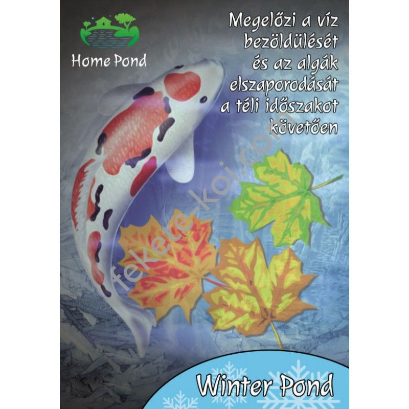 Home Pond Winter Pond 1000g – téli algagátló