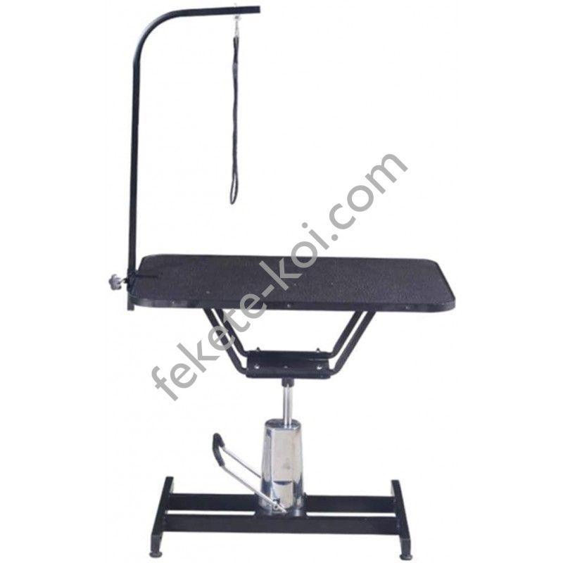 Állítható magasságú hidraulikus kutyakozmetikai asztal PCT-12