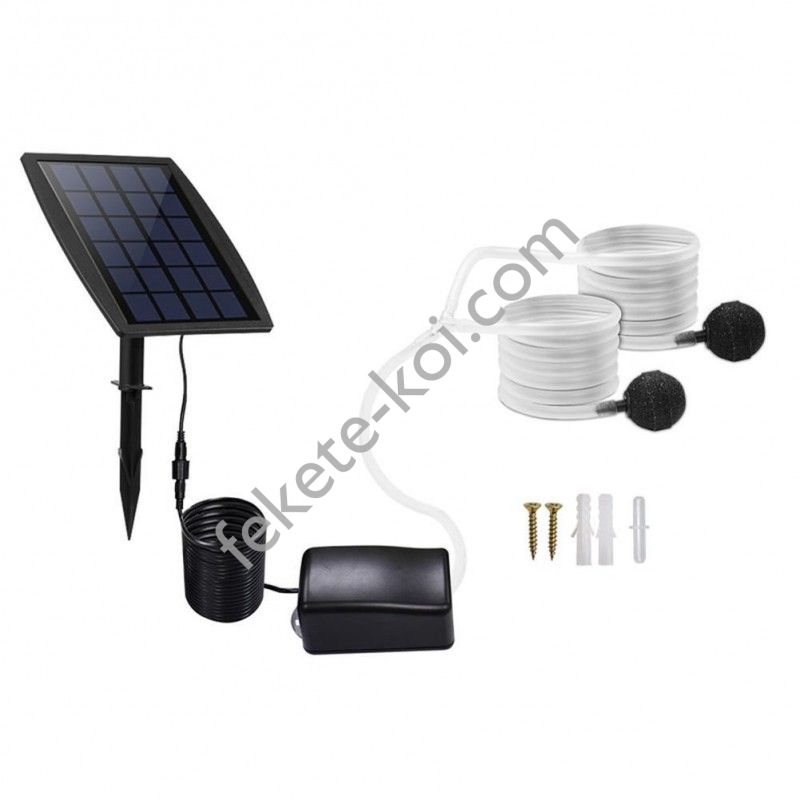 Sunsun napelemes tólevegőztető (BSV-AP005)