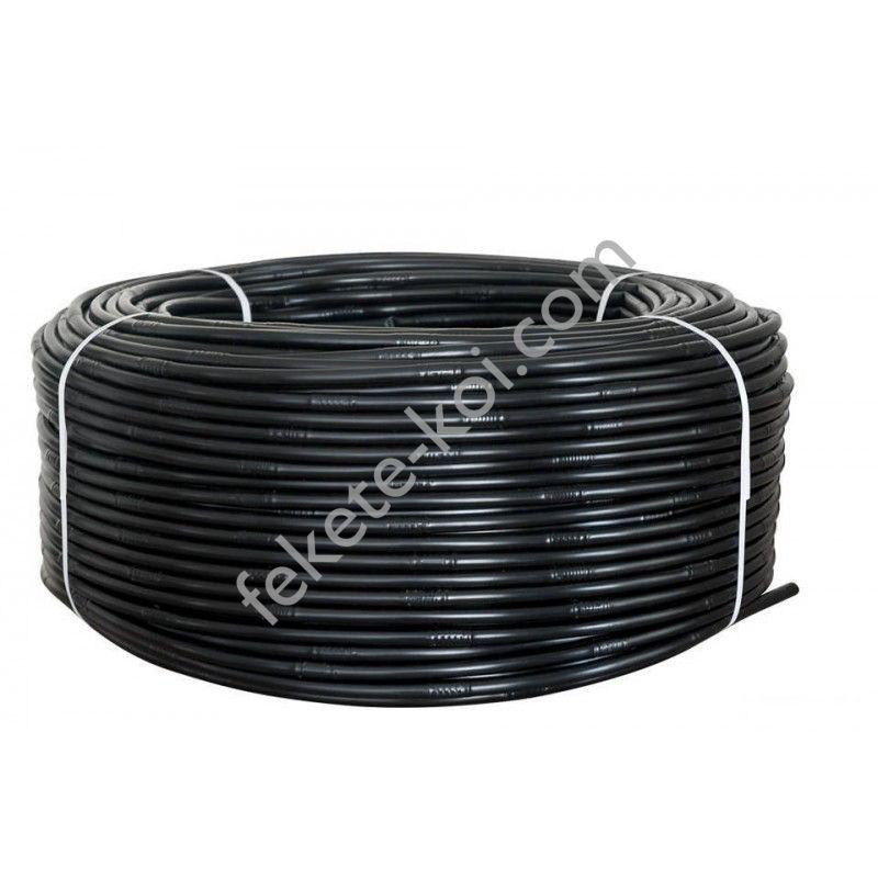 Dynomac PC DN16mm 75cm, 4 l/h, 100 m nyomás kompenzált csepegtető cső(föld alá is fektethető)(105Ft/m)
