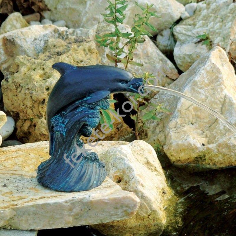 Ubbink Delfin 1 18,5 cm vízköpő figura / 1386020