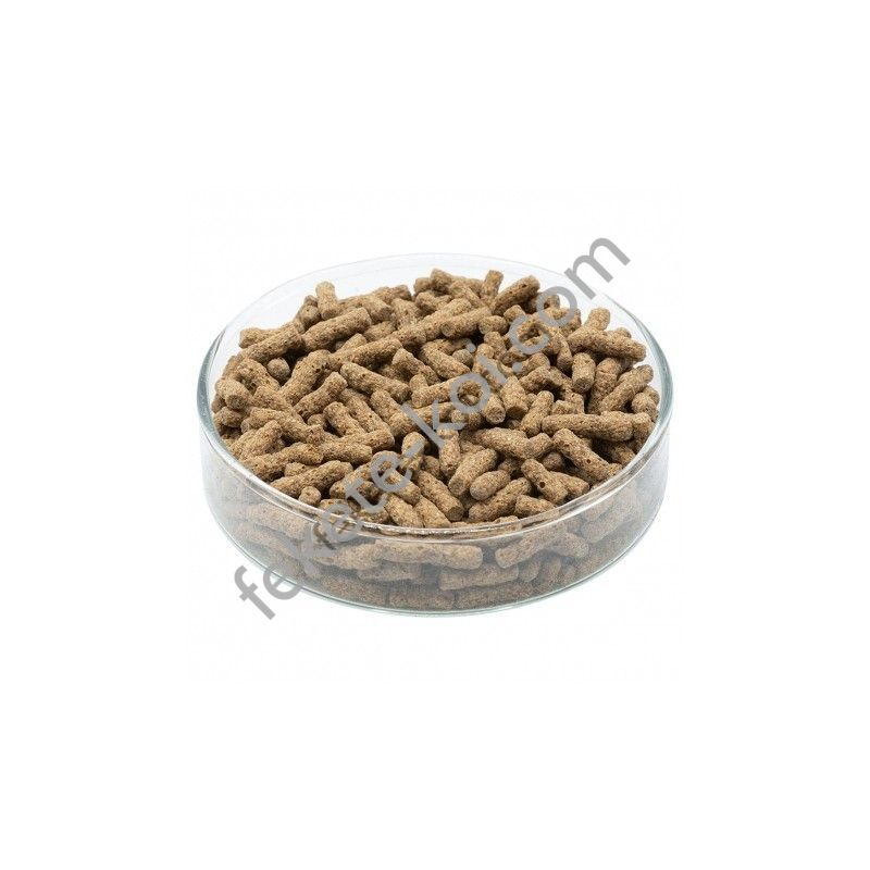 Teknős táp állati granulátum 5000 ml ( barna )