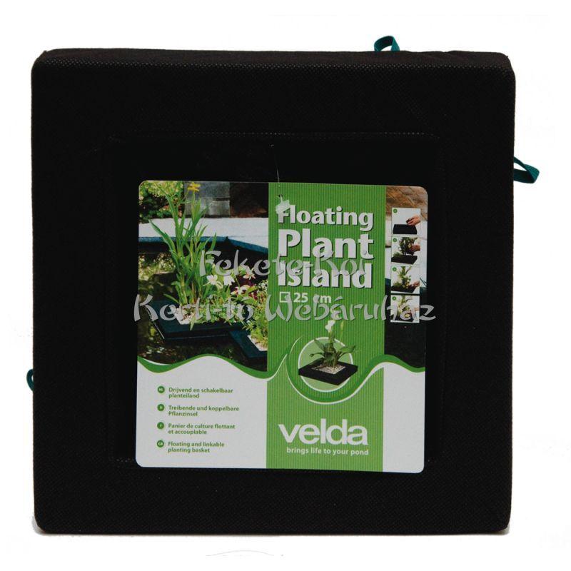 Velda Floating Plant Island úszó ültető kosár szögletes 35 cm