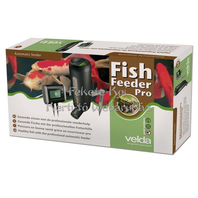 Velda Fish Feeder Pro automata haletető 3000 ml