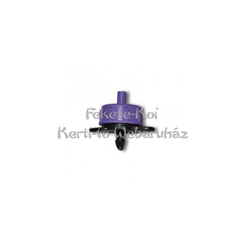 Palaplast Axios 2L/h nyomáskompenzált tisztítható gomba (akár 35Ft)