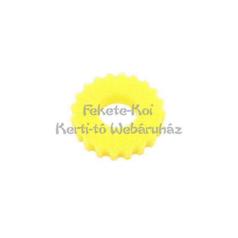 CPF 380 nyomásszűrő csereszivacs sárga