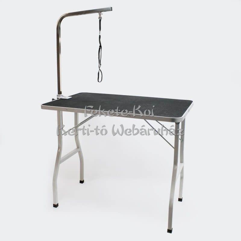 Összecsukható trimmelő asztal kutyakozmetikai asztal