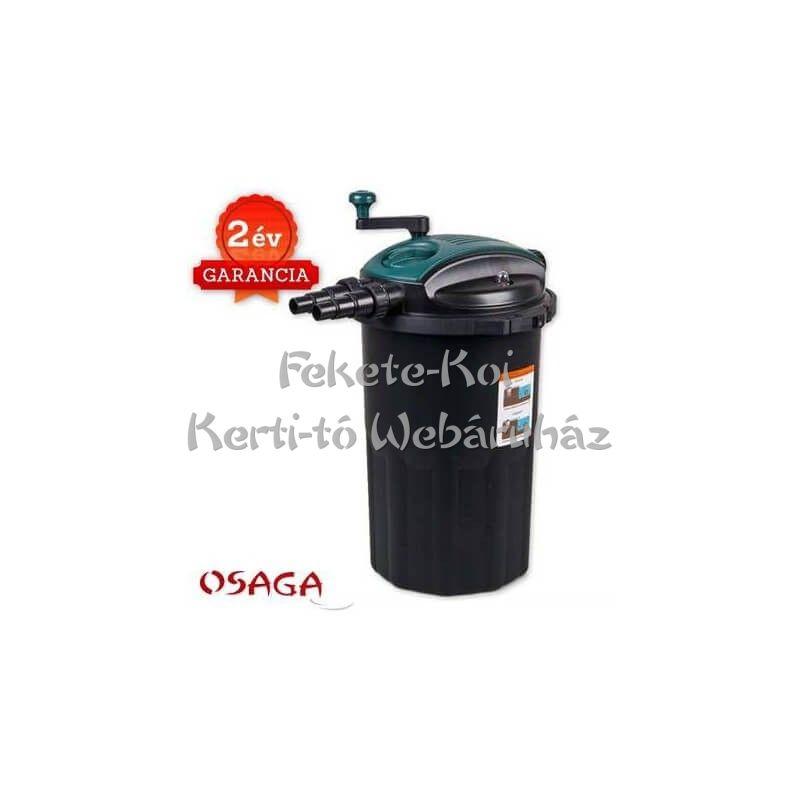Osaga ODF 15000 nyomásszűrő 24W UVC lámpával
