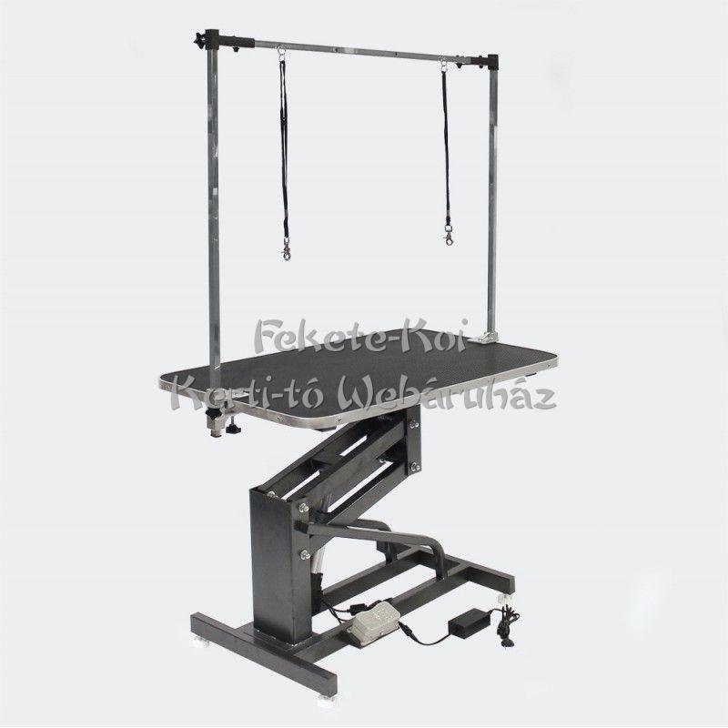 Hidraulikus és elektronikus kutyakozmetikai asztal PCT-44