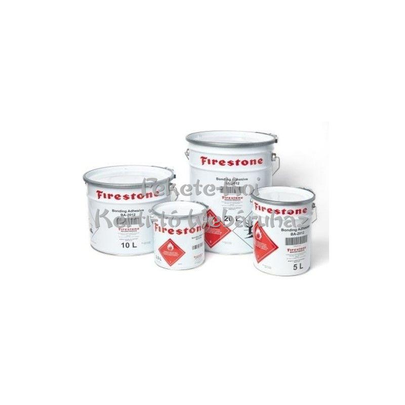 Firestone Bonding Adhesive ragasztó 10 l. - minden felületre - beton, fém, fa stb