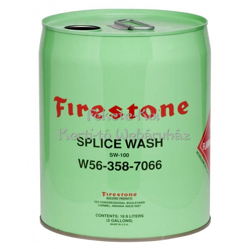 Firestone Clear splice wash - Lemosó tisztító folyadék 1 liter