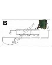 Compactsive mechanikus szita szűrő