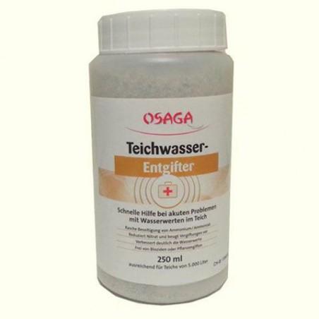 Osaga Teichwasser - Tó vízének méregtelenítésére