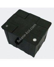 CBF- 8000 átfolyós szűrő 24wuvcTi lámpával