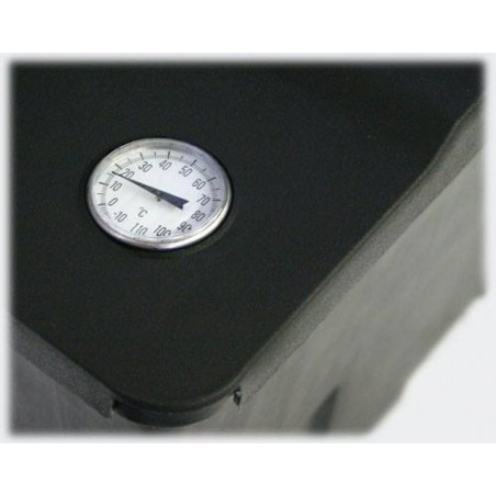 CBF- 12000 átfolyós szűrő 36W UVC-Ti lámpával
