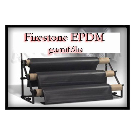 Firestone EPDM gumifólia 1,02 mm (7,62m)  (Ft/m2)