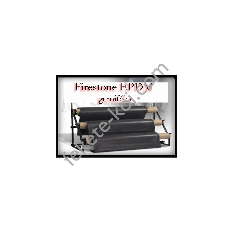 Firestone EPDM  gumifólia 1,02 mm (9,15m )(Ft/m2)