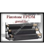 Firestone EPDM gumifólia 1,02 mm (12,20m ) (Ft/m2)