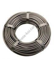 Kapillárcső PVC 5/3 mm (1m) - szürke, vágjuk méterre
